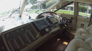 Viking Sport Cruisers 61 Interior