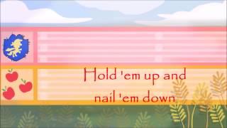 Скачать Raise This Barn Lyrics