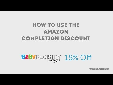 How To Use The Amazon Completion Discount
