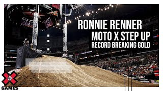 Renner's Record Breaking Gold - Winter X Games