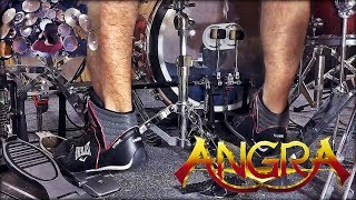 Video PEDAL DUPLO CAM | ANGRA - WAITING SILENCE | DRUM COVER | PEDRO TINELLO download MP3, 3GP, MP4, WEBM, AVI, FLV September 2018