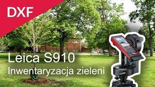 Leica Disto S910 - Jak wykonać inwentaryzację zieleni