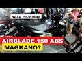 2020 New Honda Airblade 150 ABS Price Specs