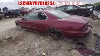 JUNK YARD FIND  1996 BUICK RIVERIA