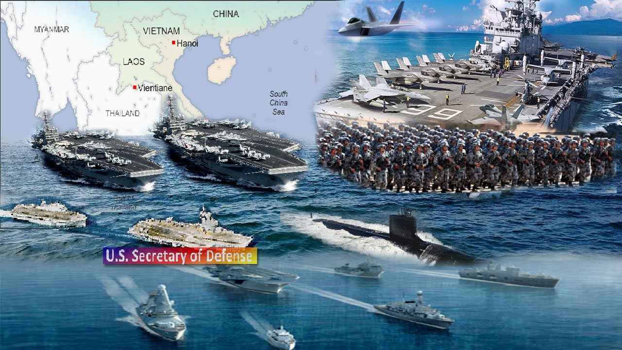 South China Sea: Tensions Erupted, US & Beijing Conflict Will Make WW3 ASEAN, Vietnam, Philippin
