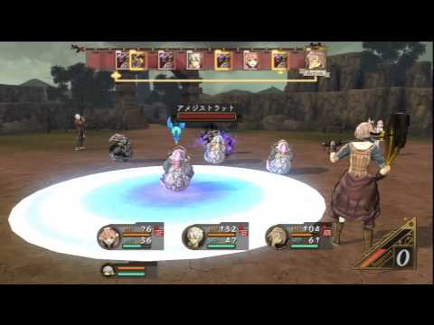 「Atelier Escha & Logy」 Logy-GP ~ Gameplay Video (Alchemy & Battles)