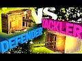 ULTIMATE SHOWDOWN!! DEFENDER vs TACKLER!!! ST-M23 Defender Review- CROSSOUT Gameplay