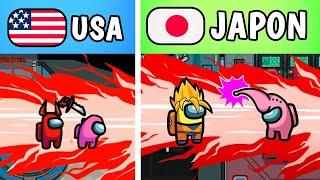10 Videojuegos que son Diferentes en Otros Países