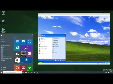 Windows XP Modus Auf Windows 10 PC Installieren, VirtualBox Installation Windows XP