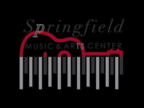 Springfield Music & Arts Center Ad