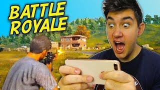 BATTLE ROYALE... on MOBILE!!
