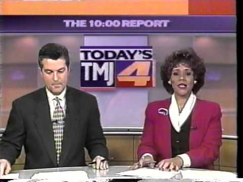 WTMJ 4 - The 10 O'Clock Report [Nearly Complete] (24 May 1994)