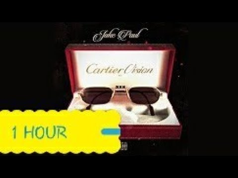 "(1 HOUR) Jake Paul - ""Cartier Vision"" Feat AT3 + Jitt & Quan (Official Audio)"