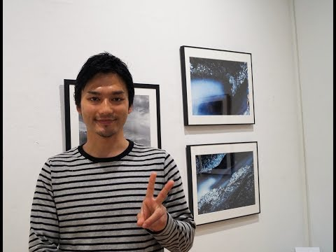 Masato Ochiai Interview - WORLD ORDER - ART Exhibition 2017
