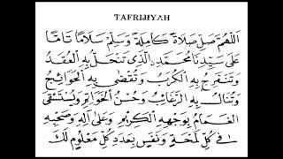 Penghulu Selawat - Tafrijiyah / Nariyah / Kamilah