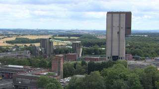 Maltby Pit Demolition BBC Look North (Yorks)