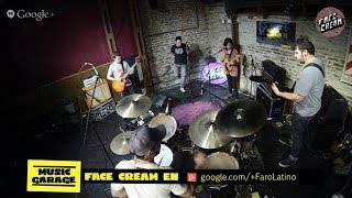 Face Cream - Especiado - En vivo HD: #MusicGarage Thumbnail