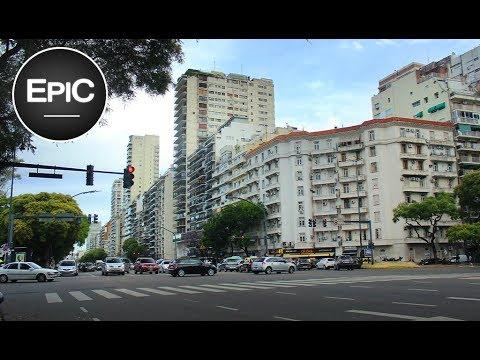 Belgrano - Buenos Aires, Argentina (HD)