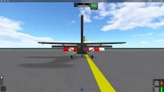 Roblox SFS Flight simulator tutorial!