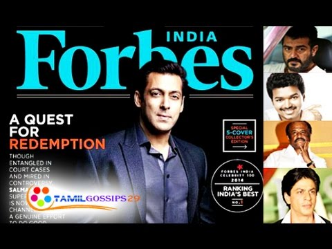 "Ajith Stands First in ""Forbes India"" Survey 