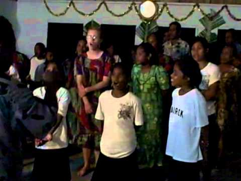 Christmas in the Marshall Islands