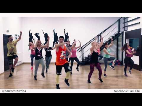 Nyno Vargas & Luis Vargas - Mira Como Baila - Choreo By Paul Chi