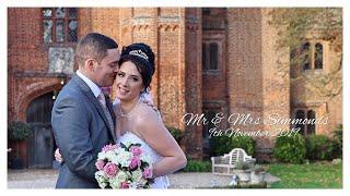 Mr & Mrs Simmonds Wedding Day Highlights