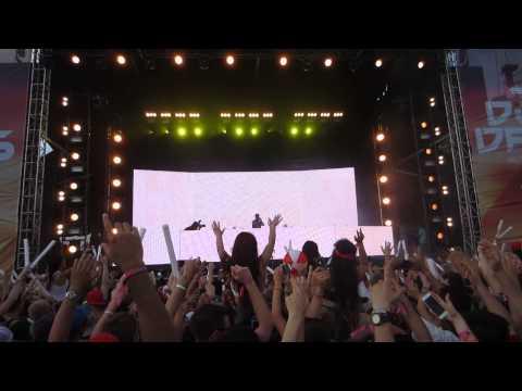 Dash Berlin - If I lose Myself by One Republic (dash remix) Live