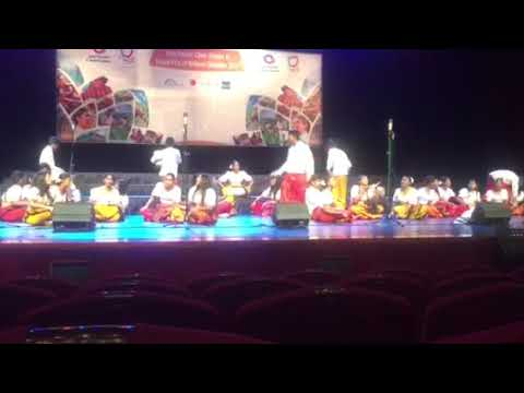 Asia Pacific Choir Games 2017 Folklore Championship Category Gateway Colombo