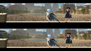 Dance Mix Megamind Tai Tai Phish / Aa Rela Hai MegaMind. ,HD ,3D