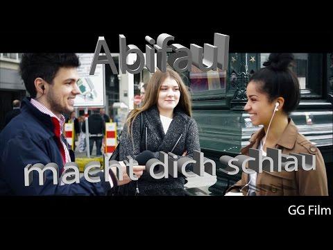 """Das ist """"ABIFAUL""""  GG Film Teaser Hannover"""