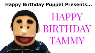 Happy Birthday Tammy - Funny Birthday Song