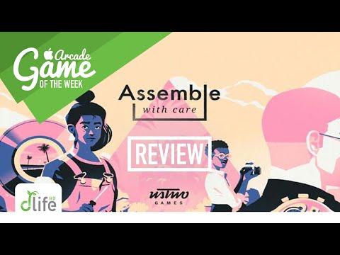 Assemble Review - Apple Arcade (iOS)