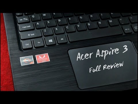 Acer Aspire 3 a315-41 Ryzen 5 Full Review with GTA V Test | Best Laptop below 30000