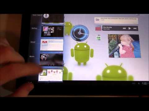 Android 3.0 Honeycomb Review