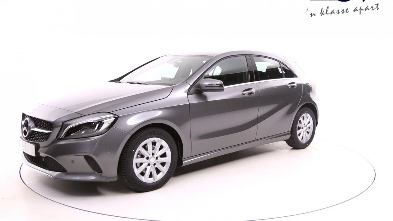 Mercedes Benz A Klasse 180 D Lease Edition Plus Style Pakket