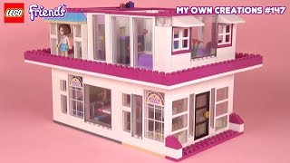 House 032 | LEGO Friends My Own Creations #147