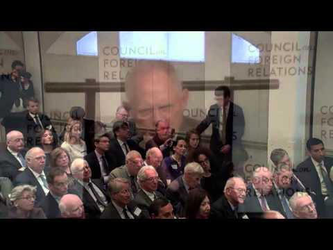 A Conversation with Wolfgang Schäuble : Q&A segment on IPSAS (April 15, 2015)