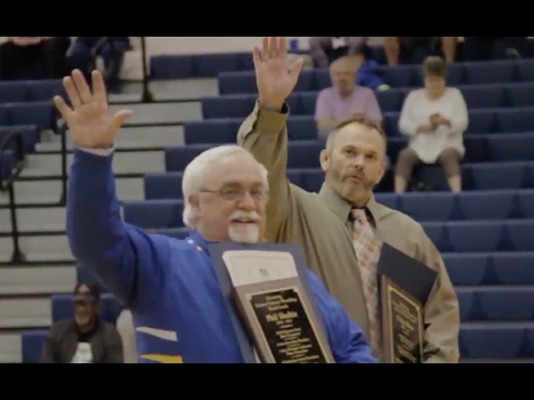 Sussex Central Wrestling: The Retirement of Phil Shultie & Chip Illian