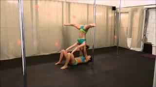 Video Submission Noëmi Graber & Consuela Müller for Swiss Pole Dance Championship (Double Elite)