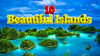 10 Most Beautiful Islands in the World. A Travel Video