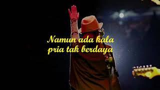 SABDA ALAM ~ Ismail Marzuki (Santy Cover Duet with Mr.Tjun Sulestio) [Lyric Video]