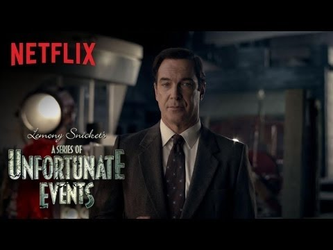 Lemony Snicket's A Series of Unfortunate Events   Teaser Trailer [HD]   Netflix