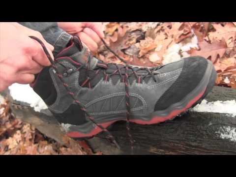 3c254cc2832af ECCO Ulterra GTX Mid Cut Boot - YouTube