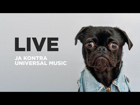 LIVE: Ja kontra Universal Music