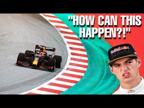 Verstappen COMPLETE UNCENSORED team radio during retirement at Austria!