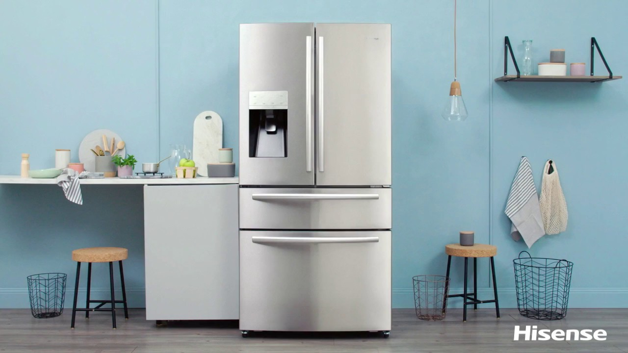 Hisense French Door 701l Fridge For People Who Want More