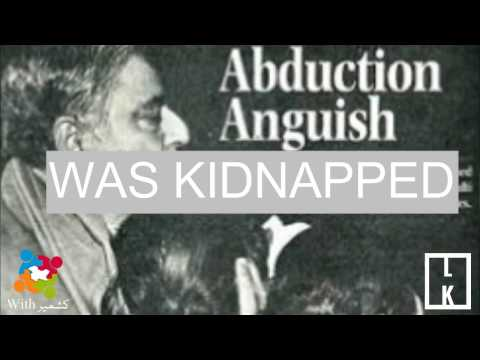 When Mufti Sayeed's Daughter Was Kidnapped By Ashfaq Majeed
