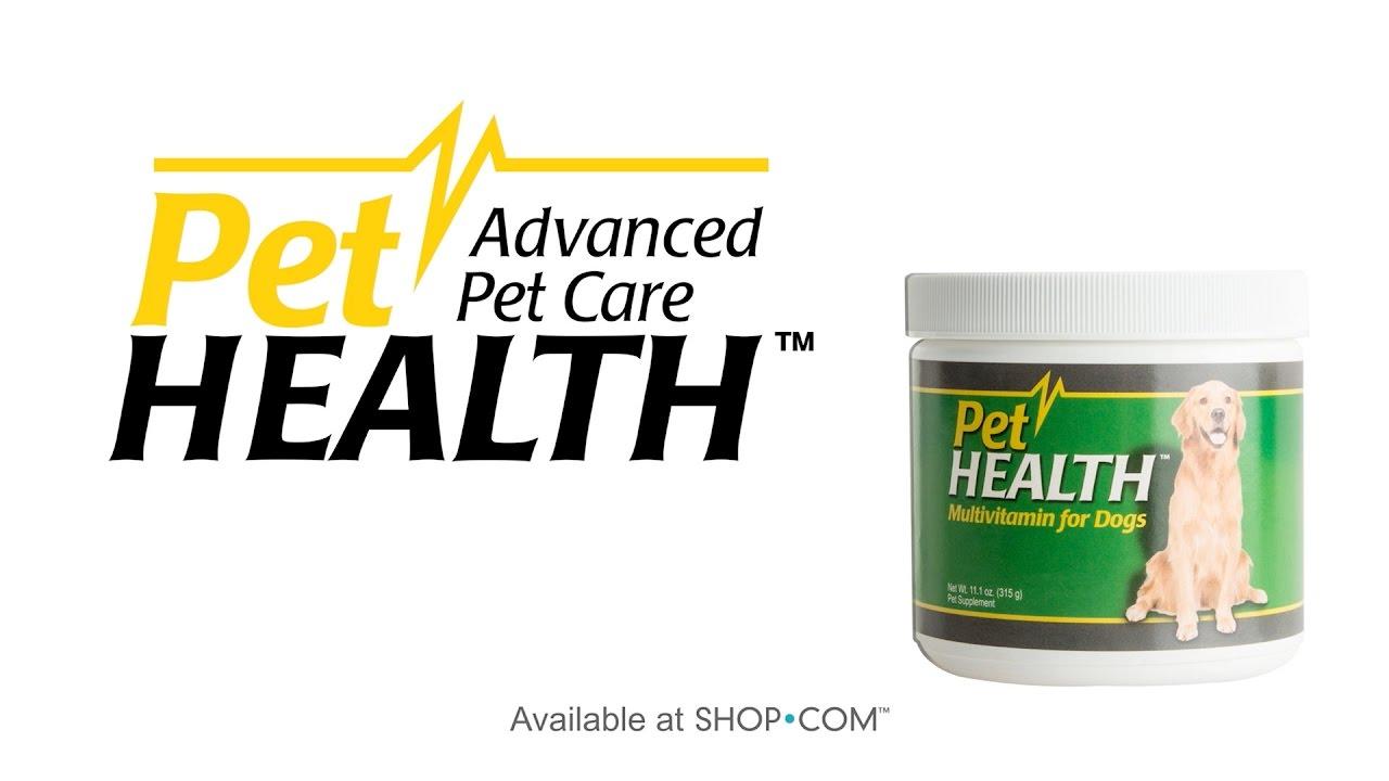 PetHealth™ - Multivitamin for Dogs