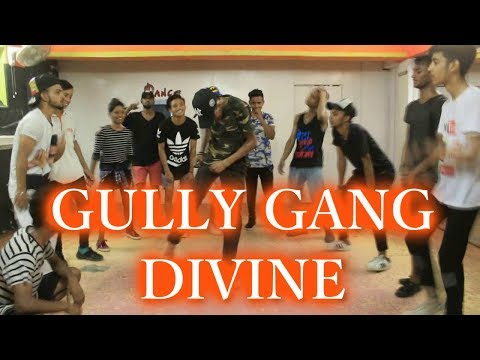 GULLY GANG - DIVINE (GUCCI GANG REMIX) 2018 DANCE COVER BY RAHUL VARMA